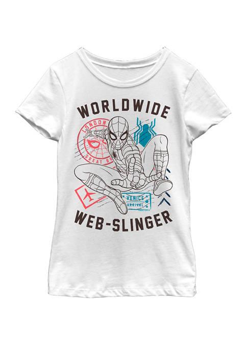 Marvel™ Spider-Man Far From Home Worldwide Web-Slinger Poster