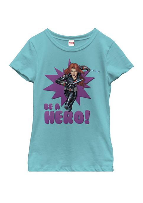 Marvel™ Girls Black Widow Avengers Assemble BE A