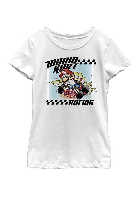 Nintendo Girls 7-16 Mario Kart Racing Slide Drift