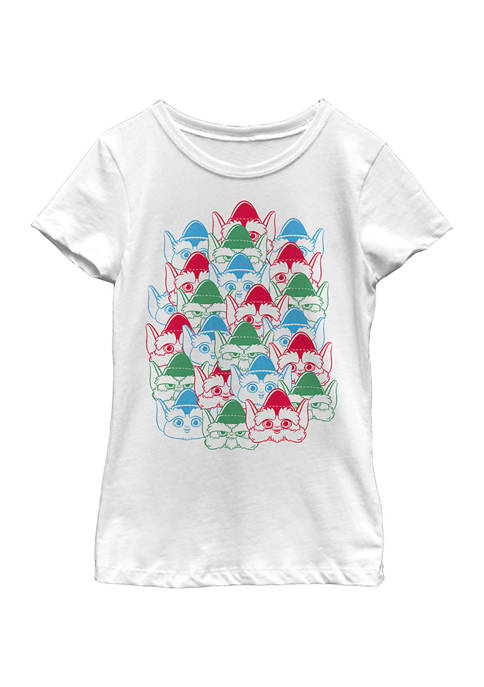 Christmas Chronicles Girls 4-6x Elf Mob Top
