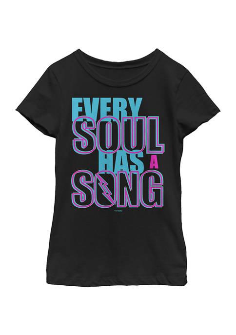 Girls 4-6x Soul Song Graphic T-Shirt