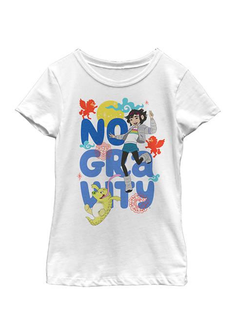 Girls 4-6x No Gravity Graphic T-Shirt