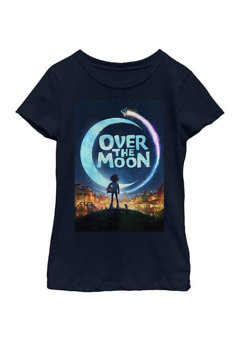 Girls 4-6x Poster Graphic T-Shirt