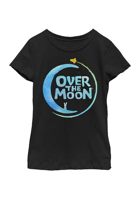 Over the Moon Girls 4-6x Logo Alt2 Graphic