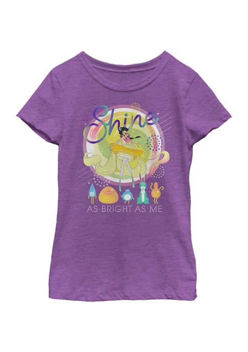 Over the Moon Girls 4-6x Shine Graphic T-Shirt