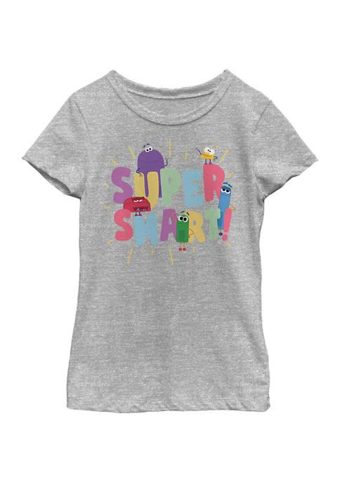 Girls 4-6x Super Smart Top