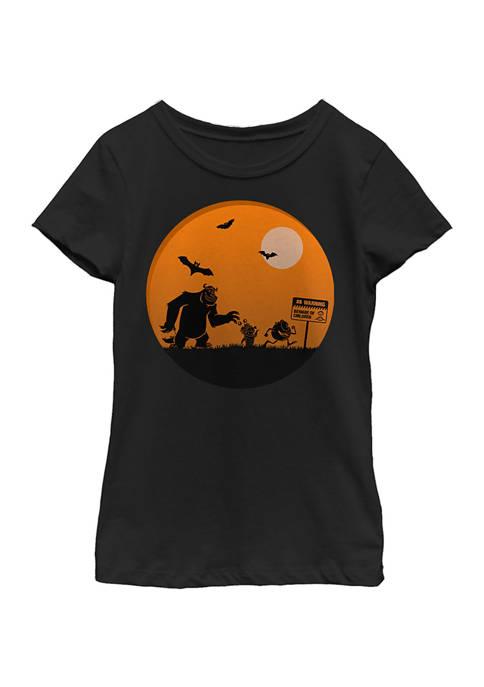 Girls 7-16 Monsters Inc. MU Short Sleeve T-Shirt