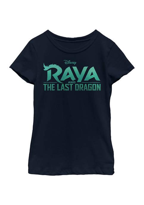 Raya and the Last Dragon Girls 4-6x Raya