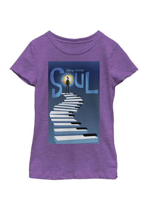 Soul Girls 4-6x Poster Graphic T-Shirt