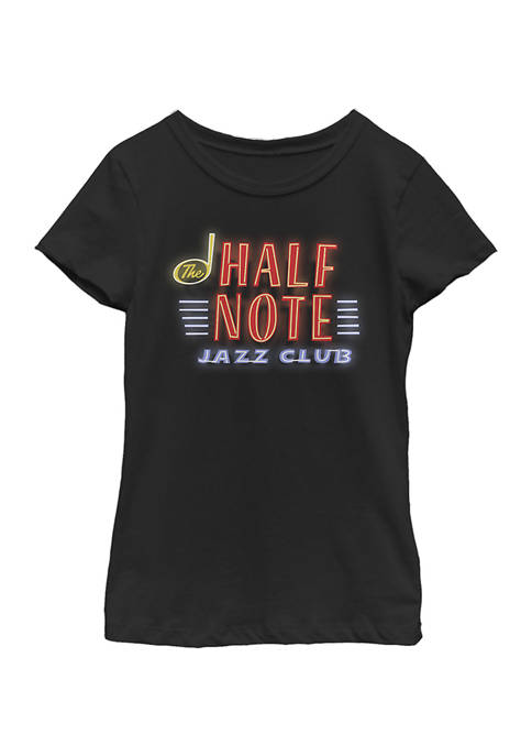 Soul Girls 4-6x Half Note Neon Sign Graphic
