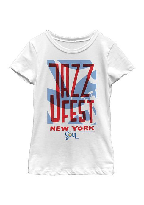 Girls 4-6x Jazz Fest Graphic Top
