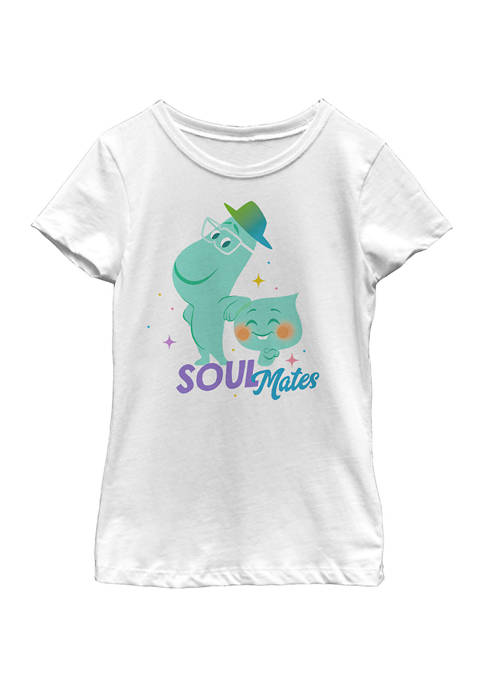 Girls 4-6x Soulmates Graphic Top