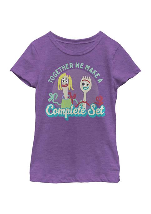 Disney® Pixar™ Toy Story Girls 4-6x Complete Set