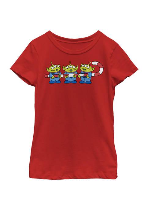 Girls 4-6x Cane Do Attitude T-Shirt