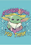 Girls 4-6x Stronger Than You Think Top