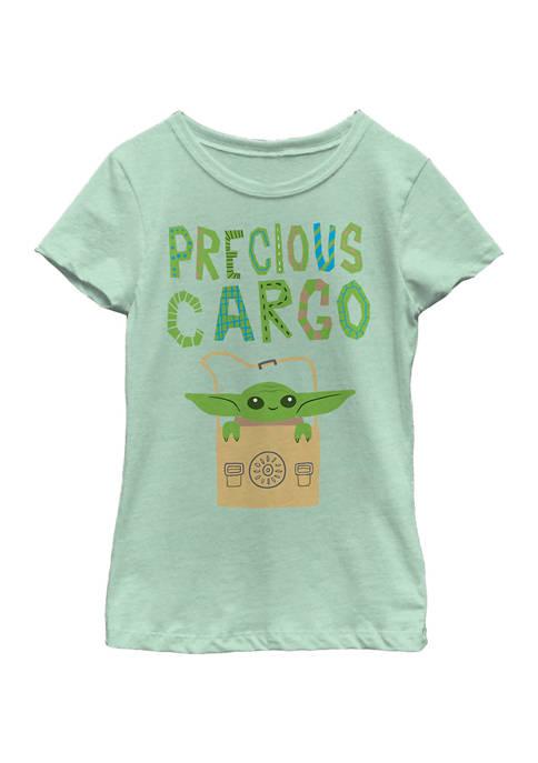 Girls 4-6x Precious Cargo Top