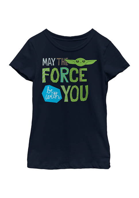 Girls 4-6x With You Top