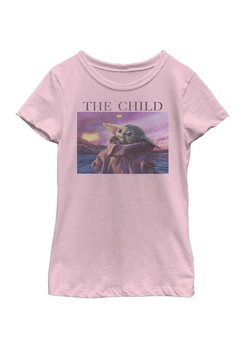 Girls 4-6x The Child Top