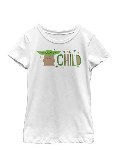 Star Wars The Mandalorian Girls 4-6x The Child
