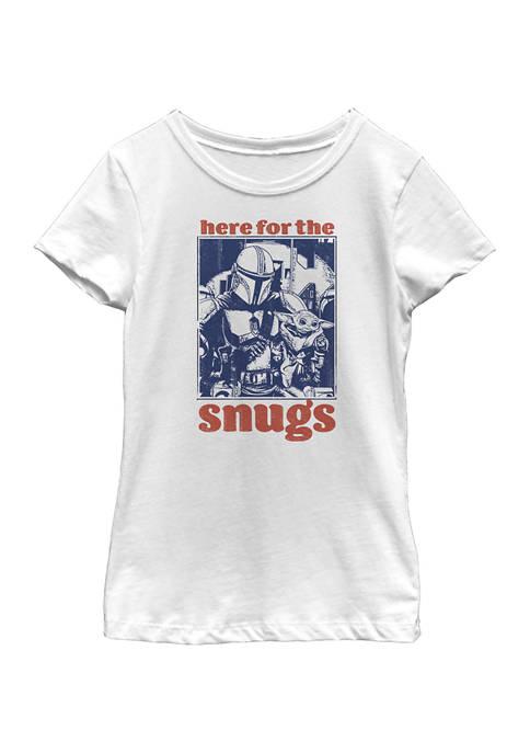 Star Wars The Mandalorian Girls 4-6x The Snugs