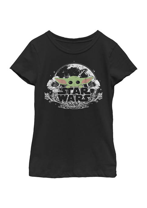 Girls 4-6x The Child Floral Graphic T-Shirt