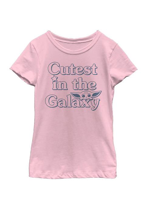 Star Wars The Mandalorian Girls 4-6x Cutest Child