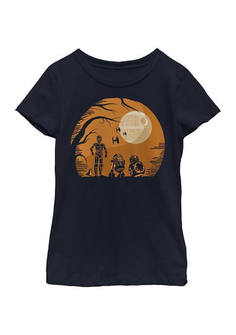 Girls 4-6x Droids Haunt T-Shirt