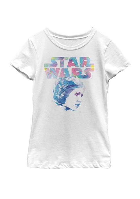 Star Wars® Girls 7-16 Princess Leia Pop Art