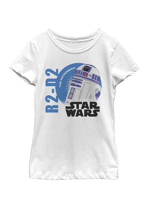 Star Wars® Girls 7-16 Galaxy Of Adventures Logo