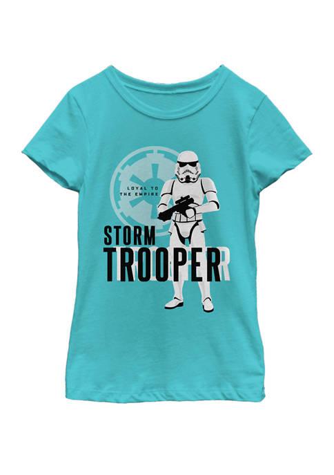 Star Wars® Girls 7-16 Galaxy Of Adventures Stormtrooper
