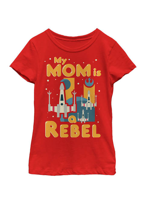 Star Wars® Girls 7-16 My Mom Is A
