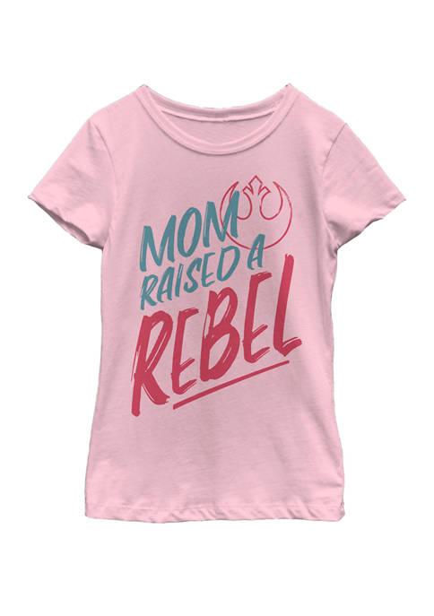 Star Wars® Girls 7-16 Mom Raised A Rebel