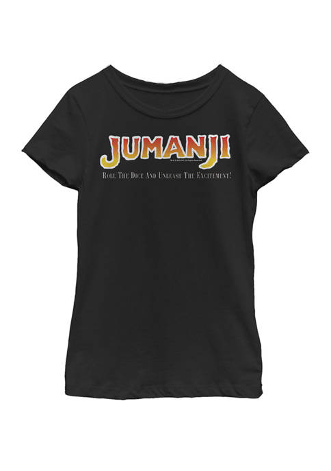 Jumanji Girls 7-16 Roll the Dice and Unleash