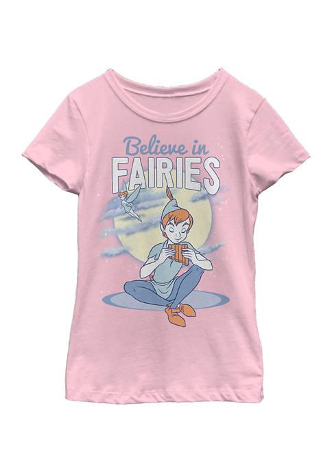 Disney® Girls 7-16 Believe in Fairies Graphic T-Shirt