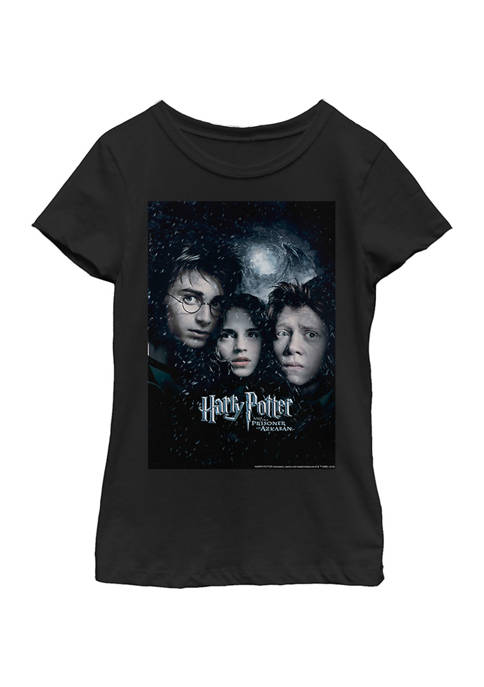 Harry Potter™ Girls 4-6x Azkaban All 3 Snow