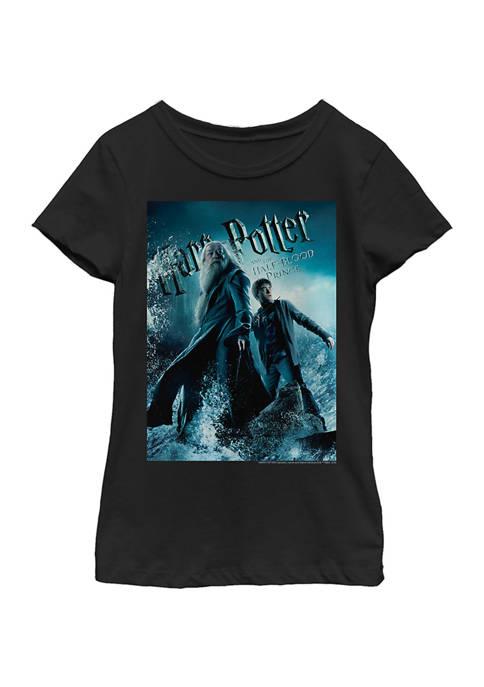 Harry Potter™ Girls 4-6x Harry & Dumbledore Poster