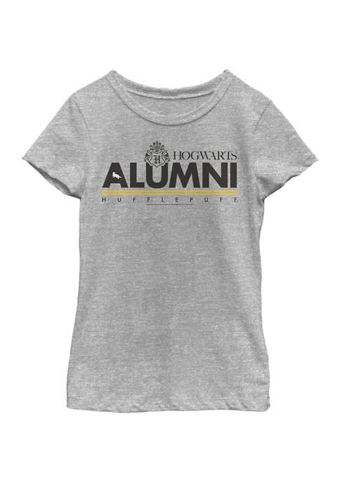Harry Potter™ Girls 4-6x Alumni Hufflepuff Graphic T-Shirt