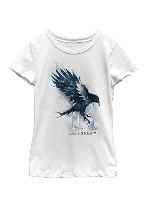 Harry Potter™ Girls 4-6x Ravenclaw Mystic Wash Graphic