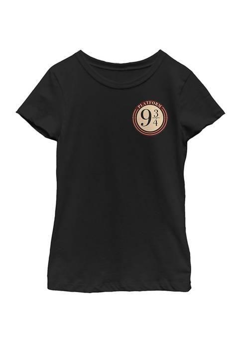 Harry Potter™ Girls 4-6x Classic Platform Graphic T-Shirt