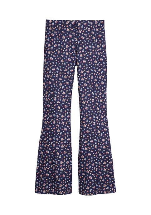 Girls 7-16 Bell Bottom Pants