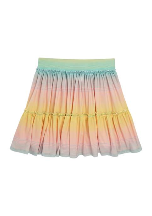 Girls 7-16 Flippy Skirt