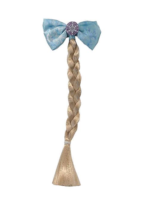 Disney® Frozen 2 Girls Elsa Faux Hair Braided