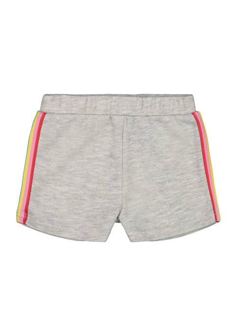 Andy & Evan Toddler Girls Sporty Shorts