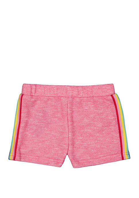 Andy & Evan Toddler Girls Sporty Shorts