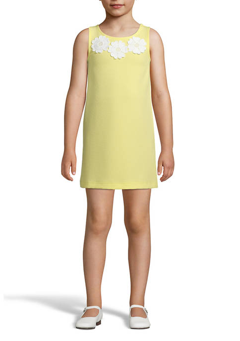 Girls 4-12 Sleeveless Dress