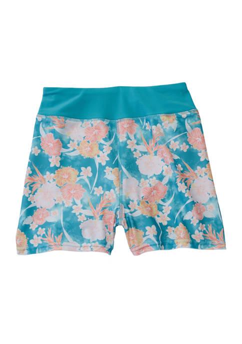Ocean & Coast® Girls 7-16 Knit Beach Shorts