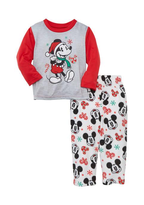 Disney® Mickey Boys Mickey 2-Piece Pajama Set