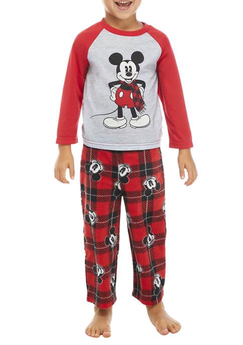 Disney® Mickey Boys Family Pajama Set
