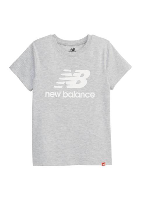 Girls 7-16  Short Sleeve Logo Graphic T-Shirt