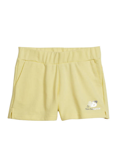 Girls 7-16 French Terry Shorts